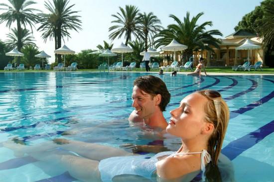 Hotel Riu Palace Oceana Hammamet pool