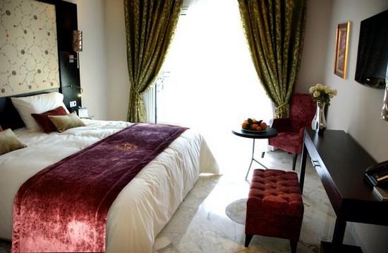 Russelior Hotel & Spa, Hammamet room bed