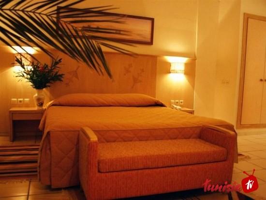 Ksar Jerid Hotel room