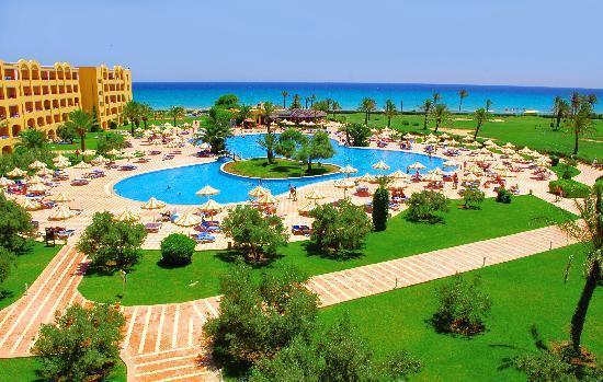 mahdia Nour Palace Resort