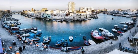 old port of Bizerte